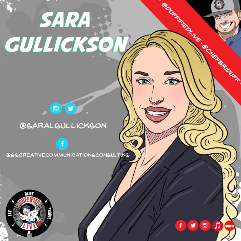 Medical Marijuana activist Sara Gullickson