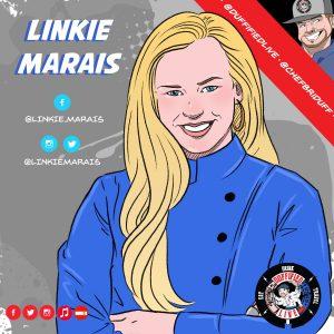 Chef Linkie Marais