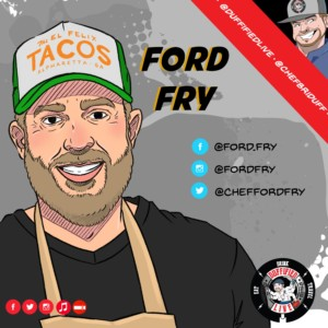Chef Ford Fry