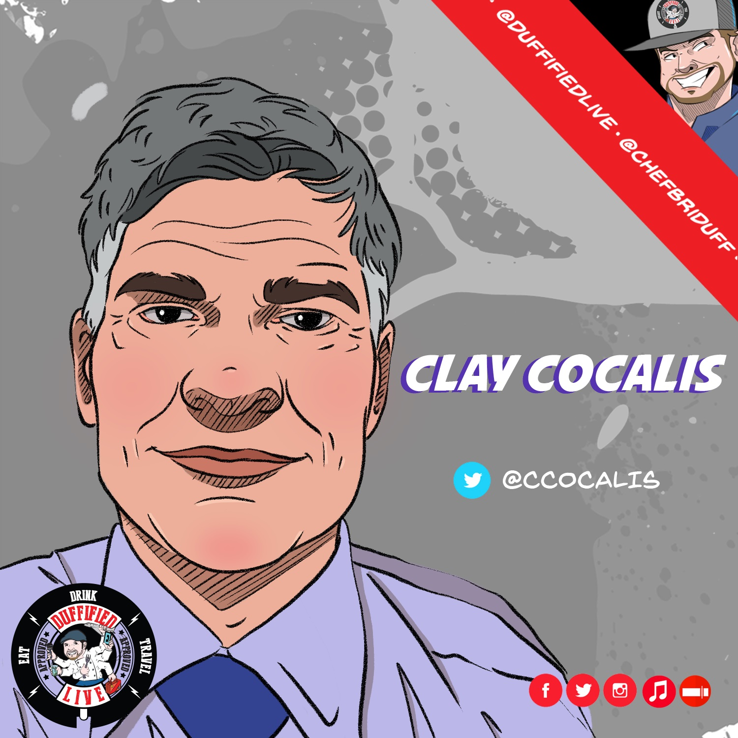 Clay Cocalis, Foreman of the Lorena Bobbitt Trial