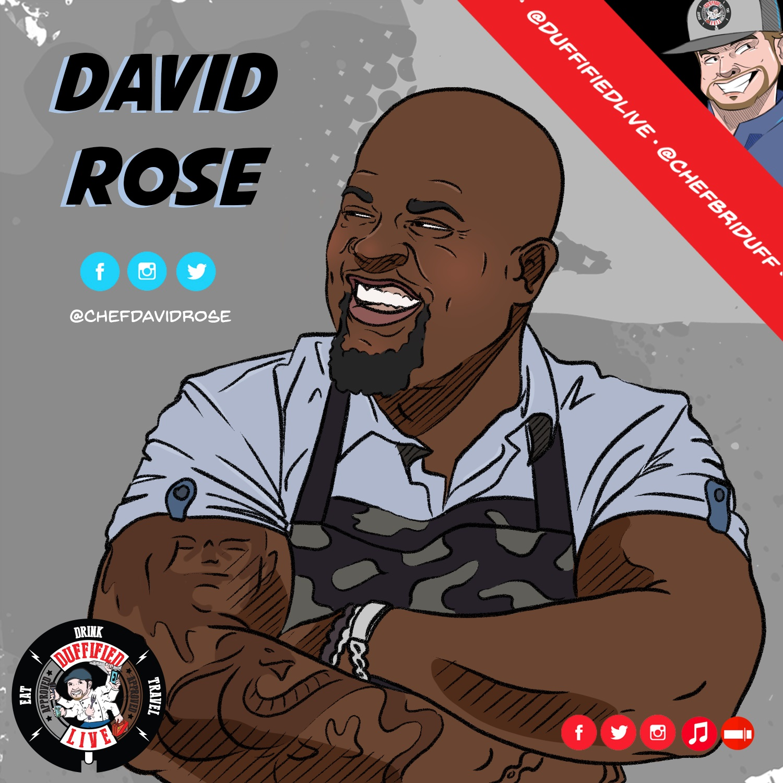TV & Celebrity Chef David Rose