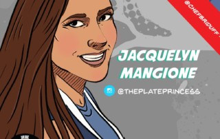 """The Plate Princess"" Jacqueline Mangione"