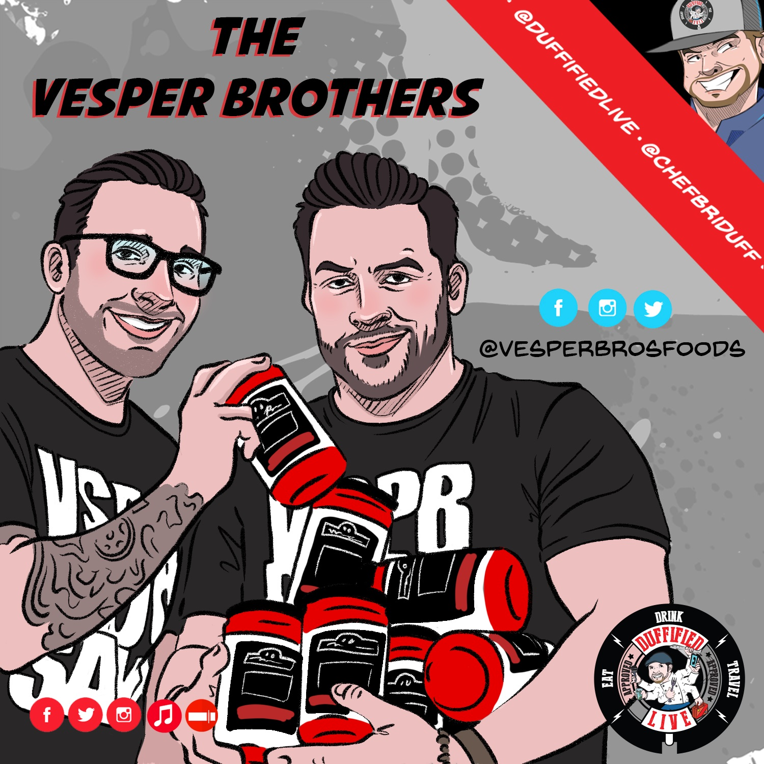 The Vesper Brothers