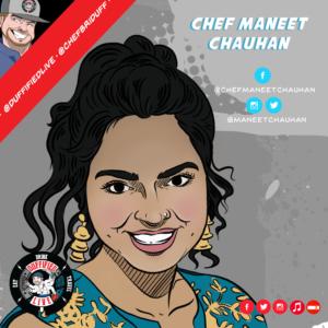 Chef Maneet Chauhan
