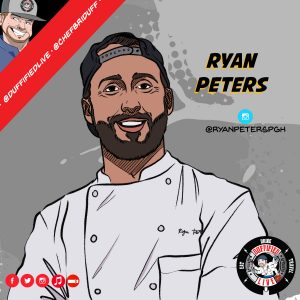 Chef Ryan Peters of Pittsburgh's Iron Born Pizza