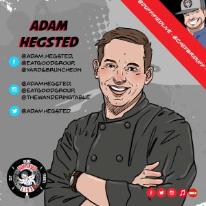 Chef Adam Hegsted