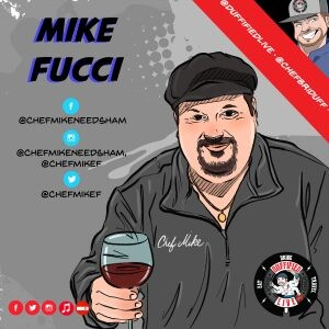 Chef Mike Fucci Of Food Network's Cutthroat Kitchen