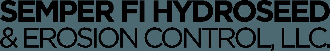 Semper Fi Hydroseed and Erosion Control