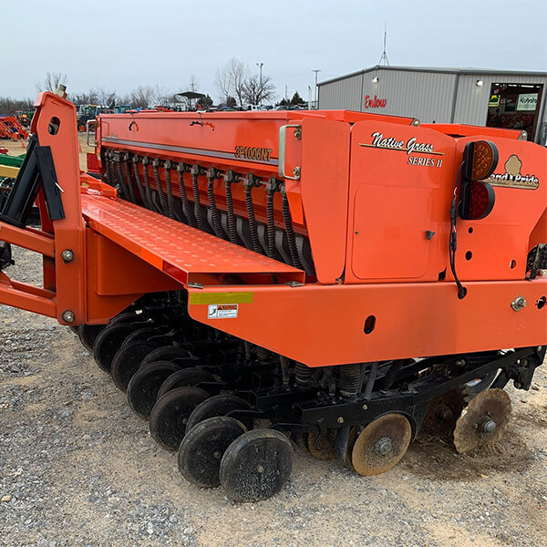 Drill Seeding Equipment