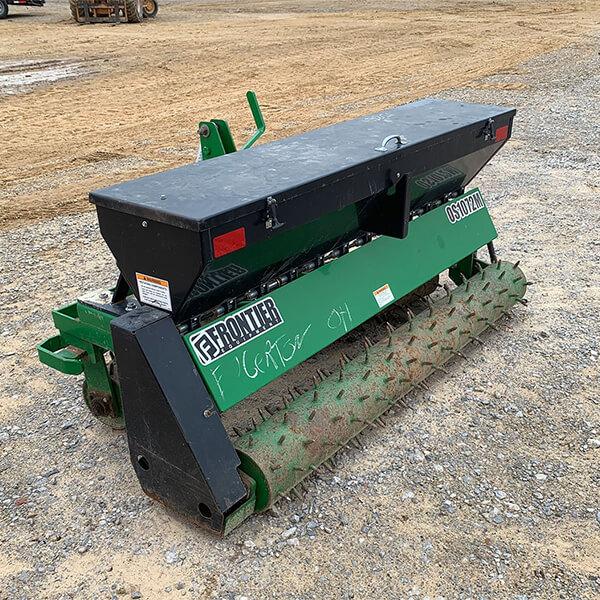 Drill Seeding Prep Equipment