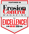 Erosion Control Magazine NovDec 2018 logo