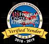 Verified Vendor 2018-2019 Logo