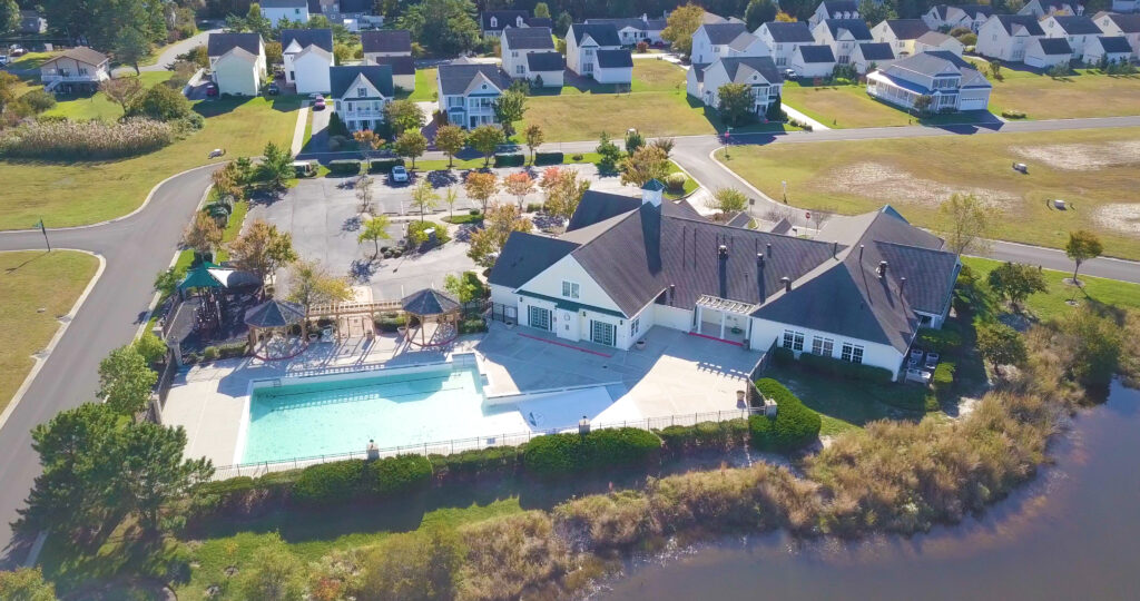 bayside clubhouse and pool