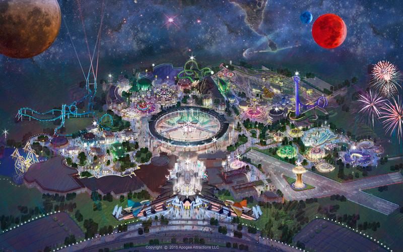 Theme Park Design Build