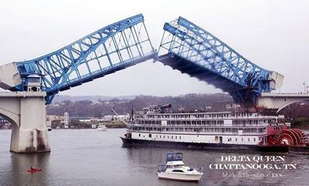 Delta Queen Steamboat