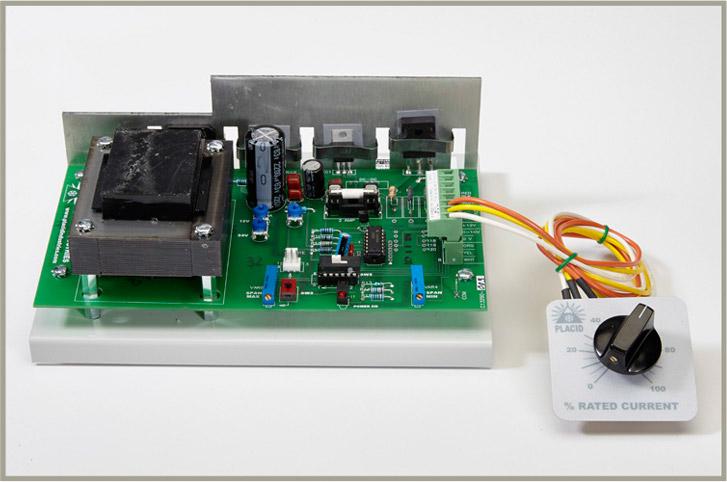 RGA Brake power supply