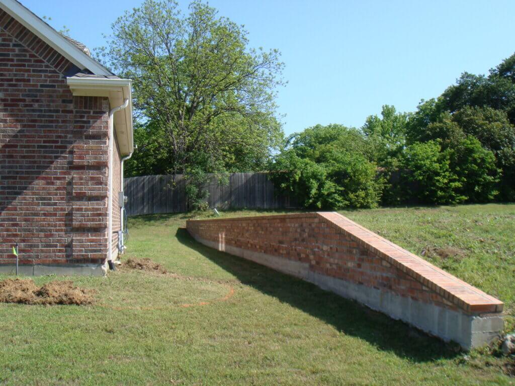 BrickRetainingWall