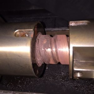 ball screw repair