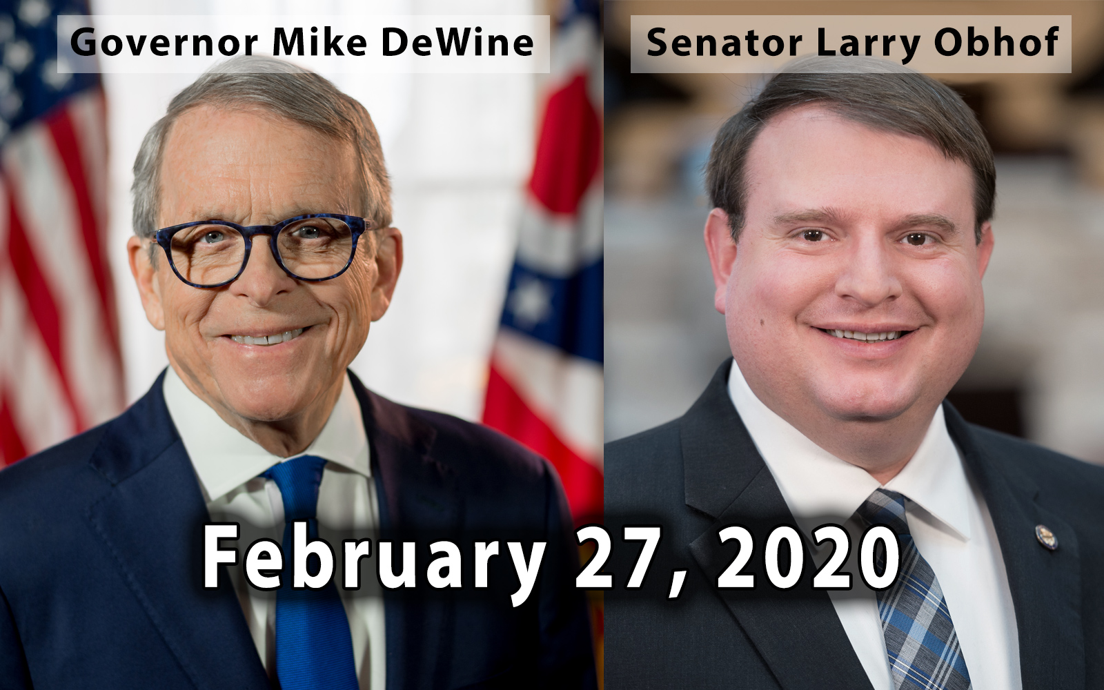 MCCC Welcomes Governor DeWine