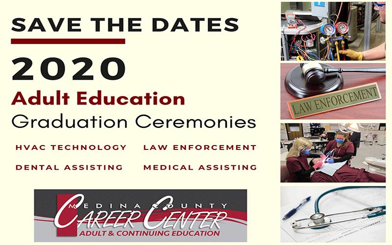 2020 Adult Education Graduation