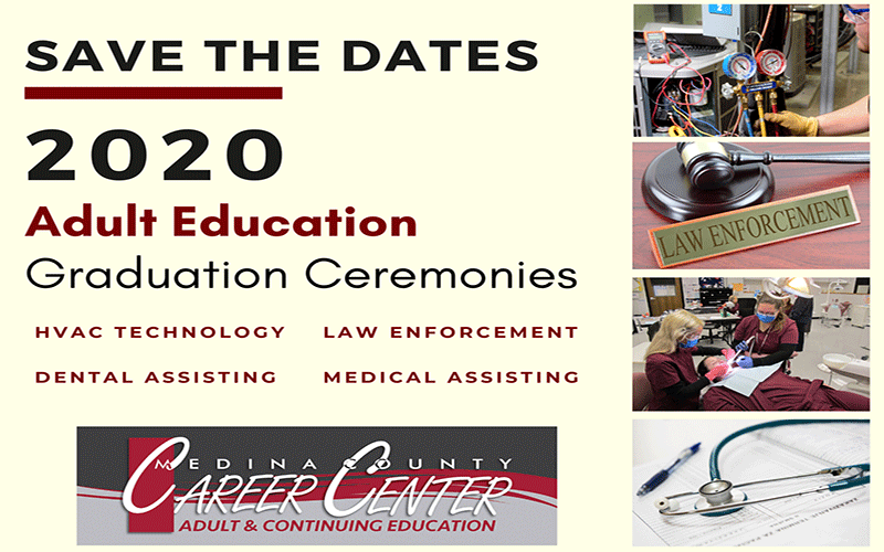 2020 Adult Education Graduation