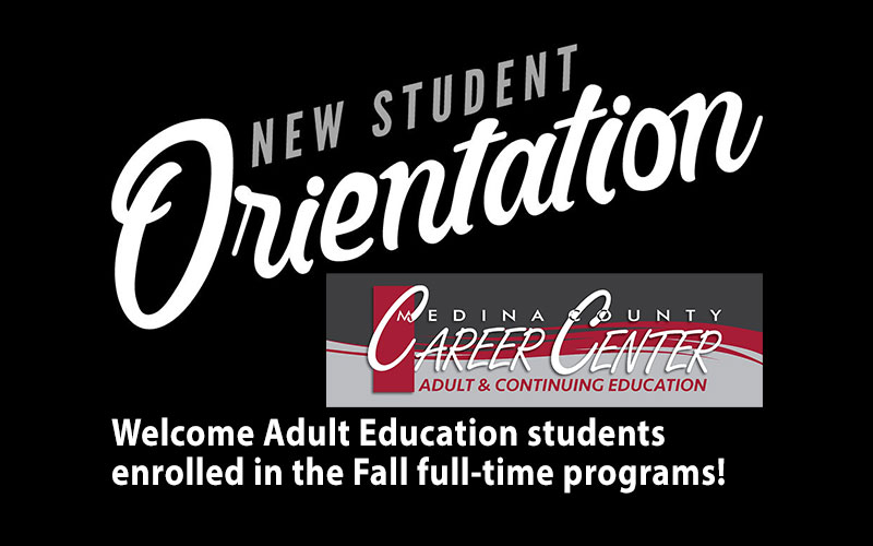 Adult Education Orientation: August 20, 2020