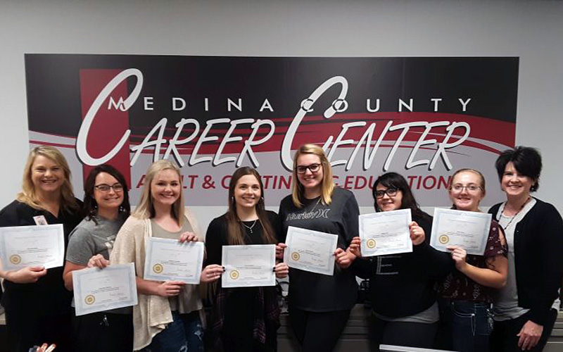 100% of Medical Assisting Students Earn Credential