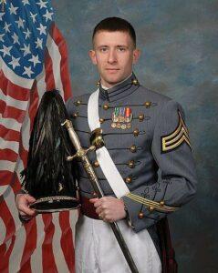 U.S. Army First Lt. John M. Runkle