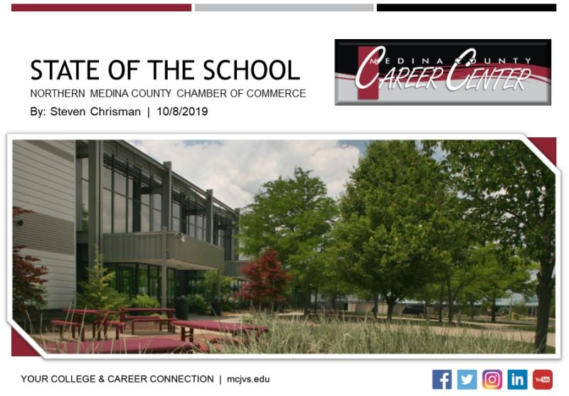 State of the School, October 2019