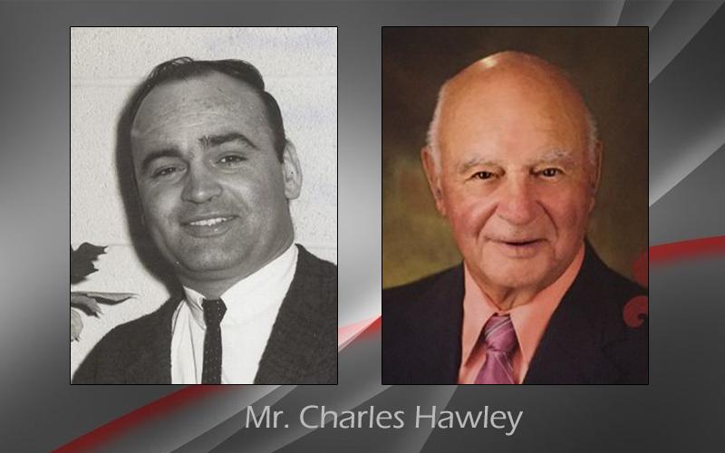 Remembering & Honoring Charles Hawley
