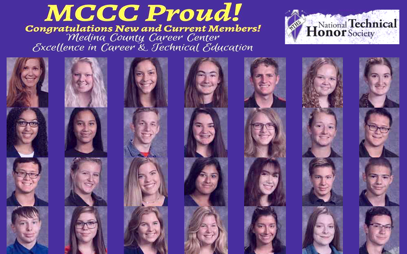 National Technical Honor Society Inductees Announced