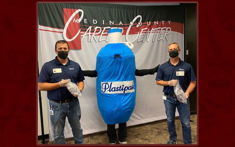 Plastipak Donates Hand Sanitizer
