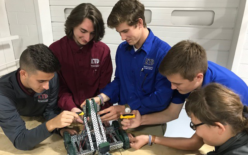 MCCC Launches Stem Innovation Academy