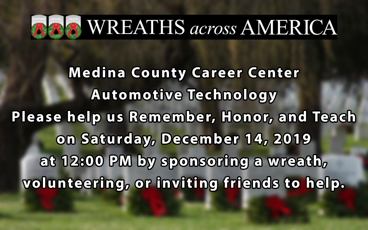 Wreaths for Sale to Honor Fallen Soldier