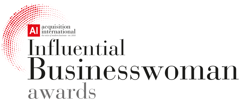 New-Influential-Businesswoman-Awards-Logo