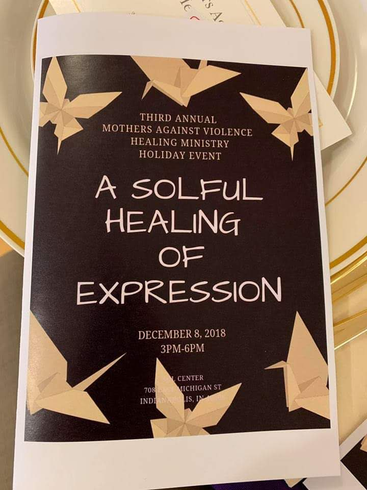 A Solful Healing of Expression