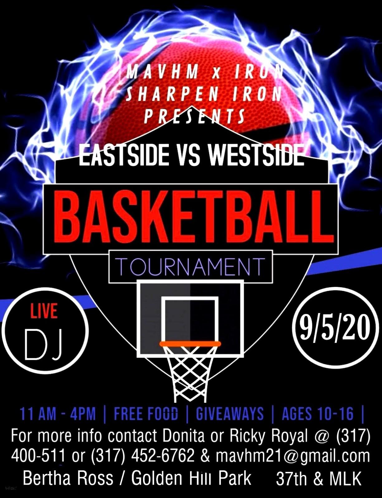Basketball Tournement 1