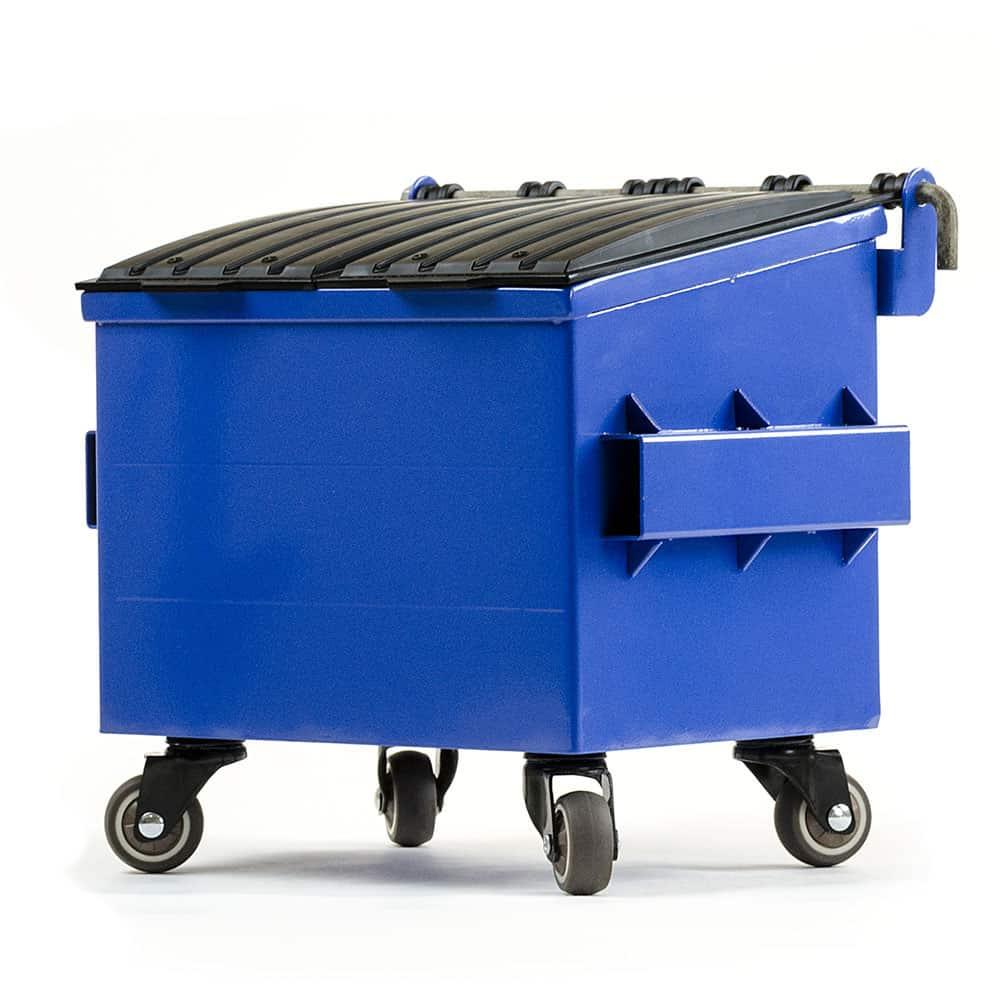 Fresh Blue Dumpsty Dumpster