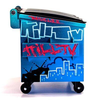 Dark Night Killa TV Right