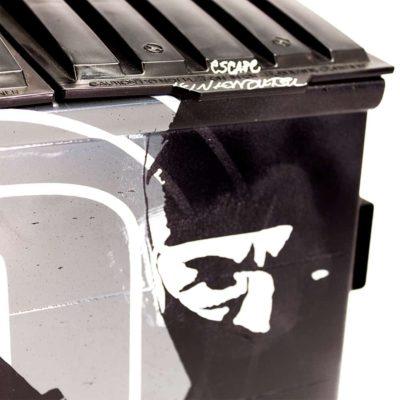 Ninja Wagon Detail