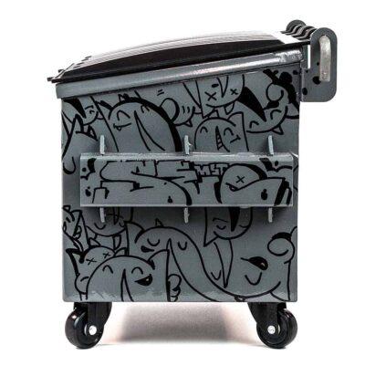 Dumpster Dragons Left