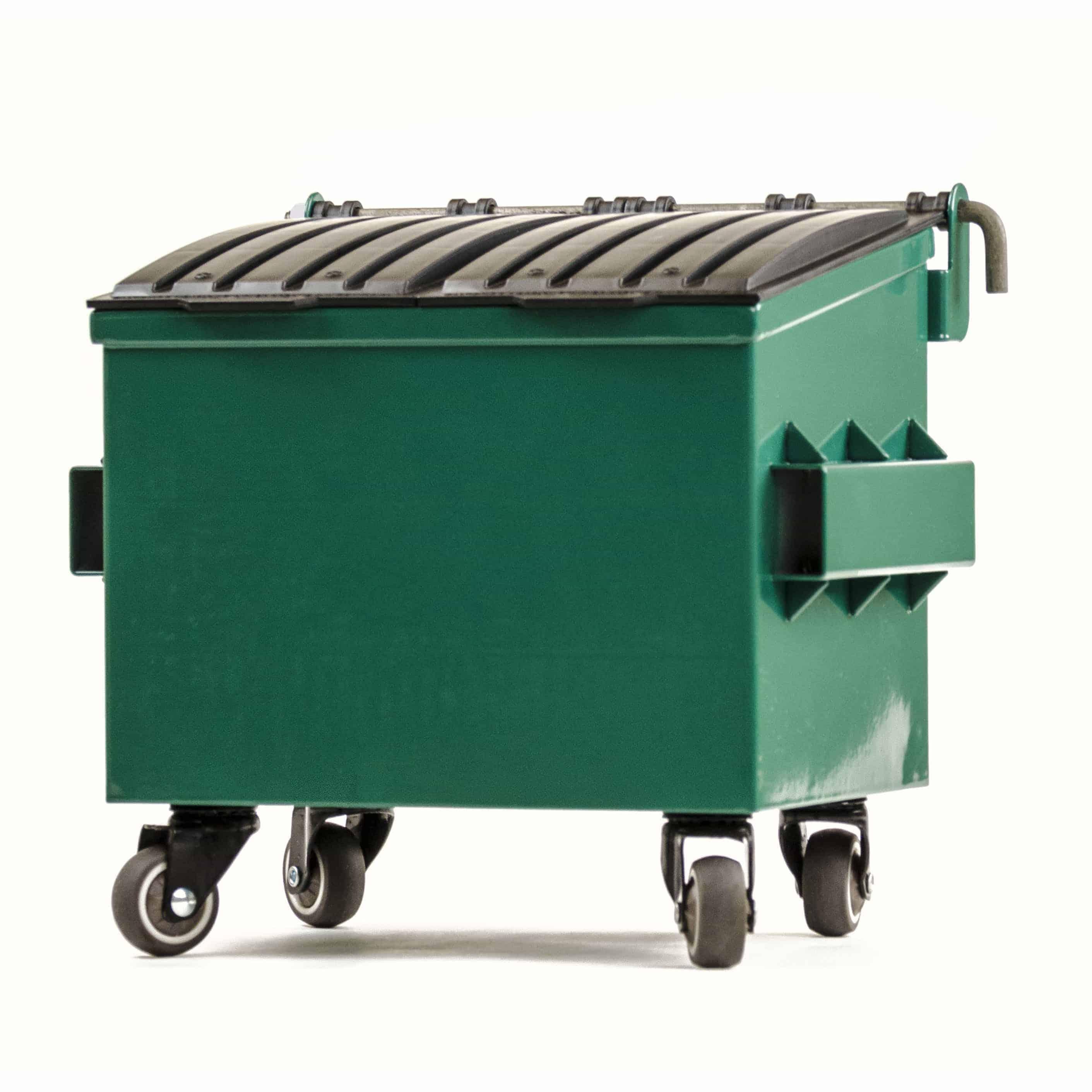 Fresh Green Dumpsty Dumpster