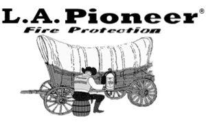 LA Pioneer Fire Pro logo