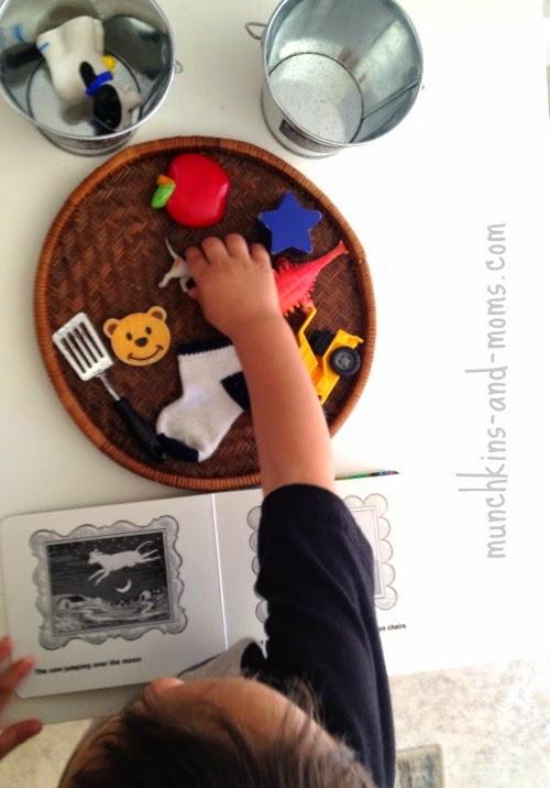 preschool sorting activity