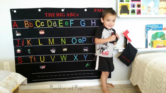 alphabet-wall