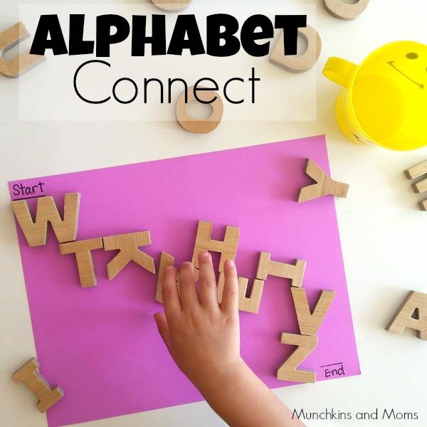 Alphabet Connect