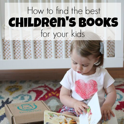 How to find the best children's books for your kids