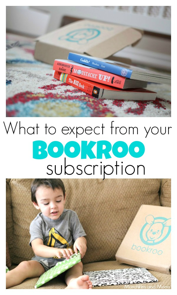 Bookroo Review- What to expect from your first subscription