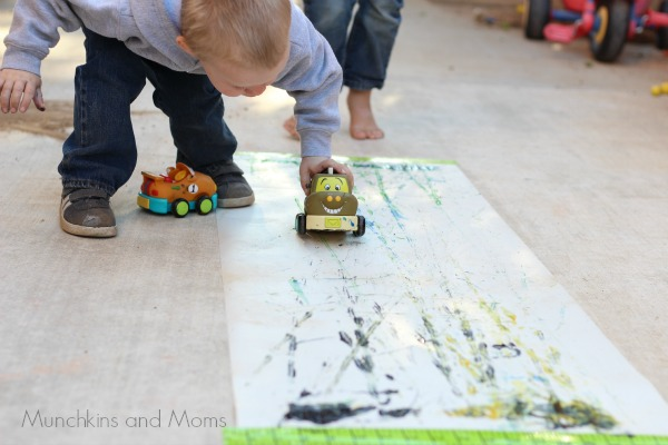 painting with cars-6