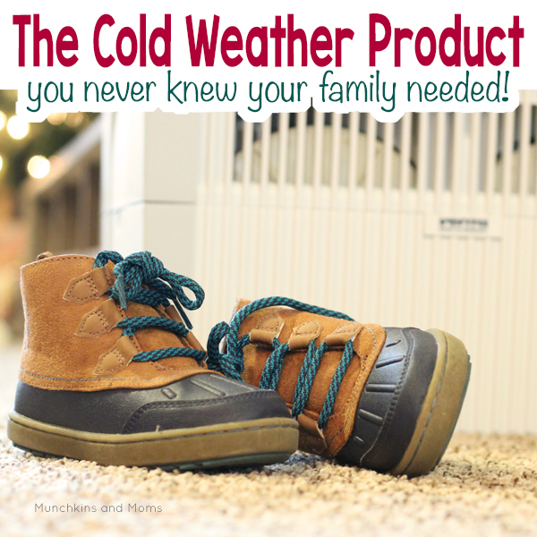 The cold weather supply you never knew your family needed!